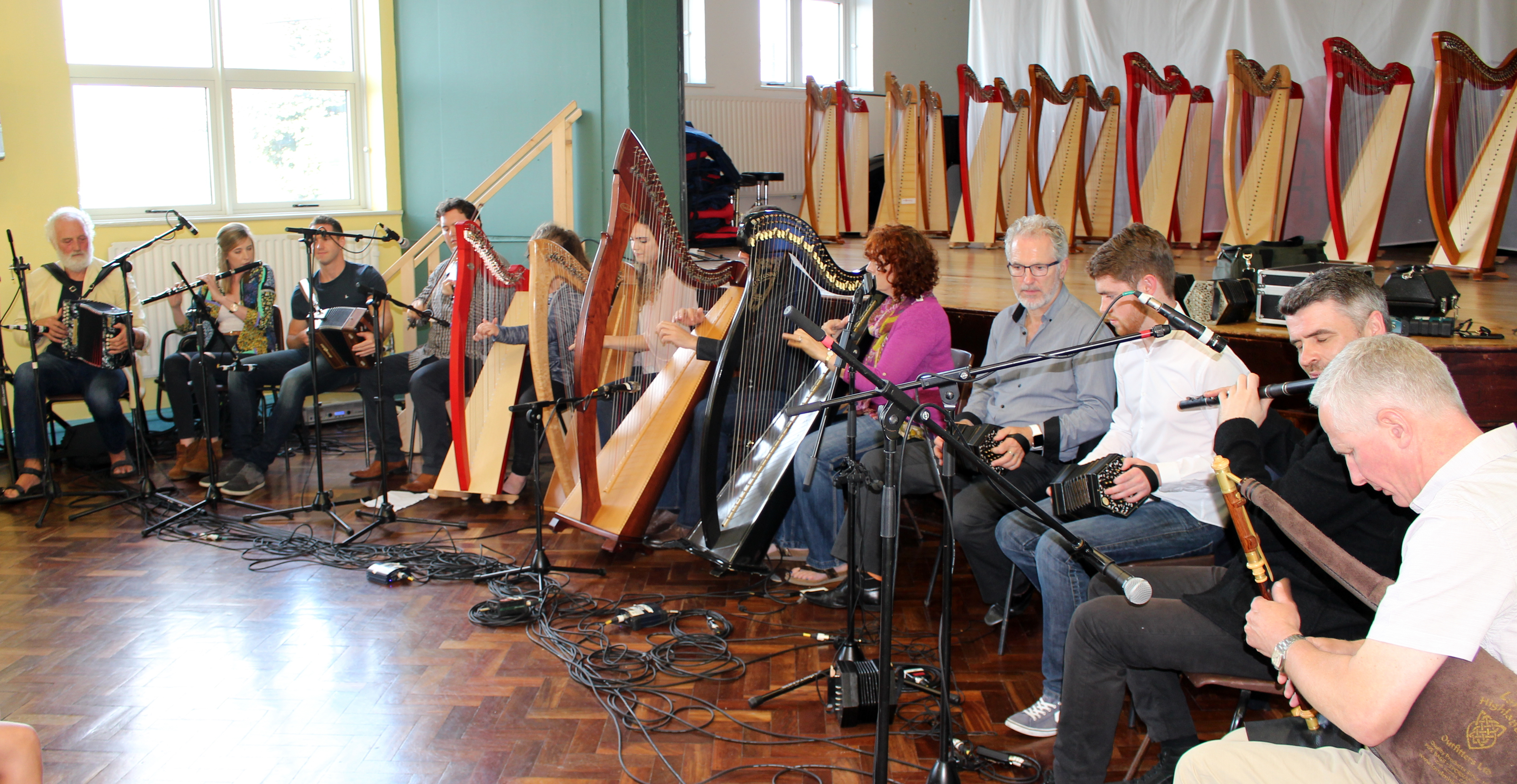 Tutor Concert at Portlaoise Youth Education Centre